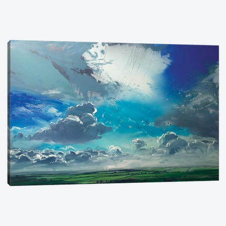 Temesaei Canvas Print #MSE46} by Michael Sole Canvas Art Print