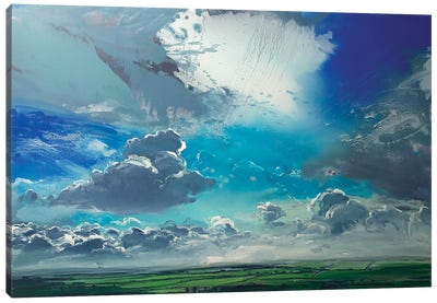 Temesaei Canvas Art Print