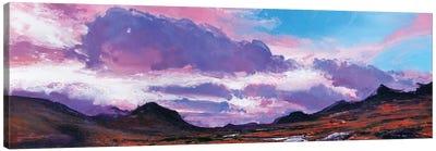 The Cuillins I Canvas Art Print