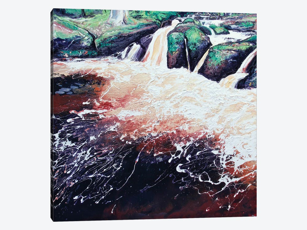 Wyming Brook V by Michael Sole 1-piece Canvas Art