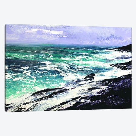 Ardnamurchan Peninsula Canvas Print #MSE55} by Michael Sole Canvas Artwork