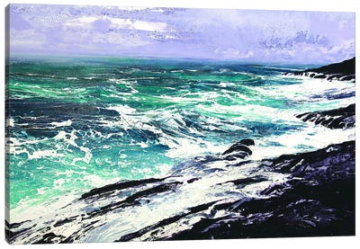 Ardnamurchan Peninsula Canvas Art Print