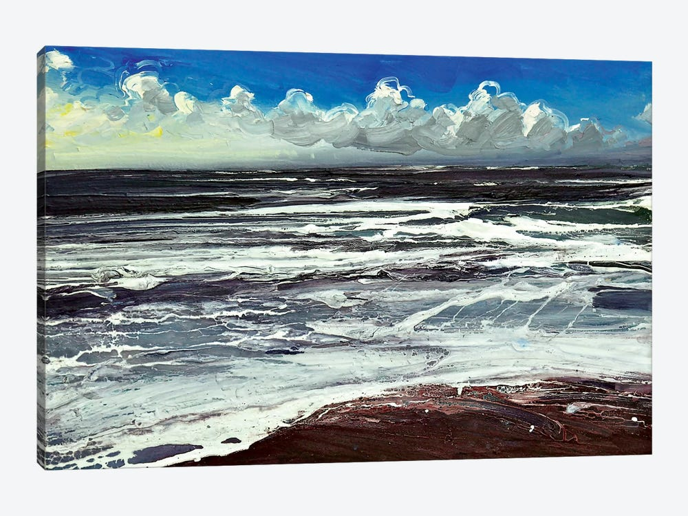 Branscombe Chine by Michael Sole 1-piece Canvas Art Print