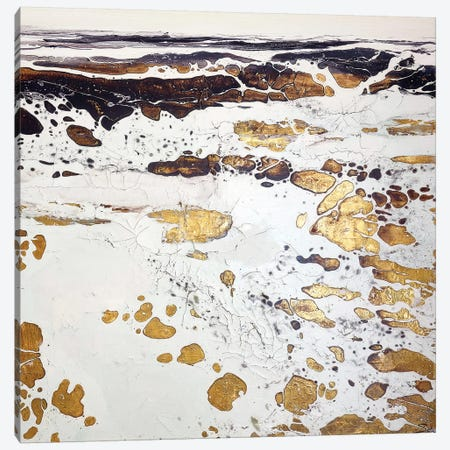 English Gold I Canvas Print #MSE61} by Michael Sole Canvas Artwork