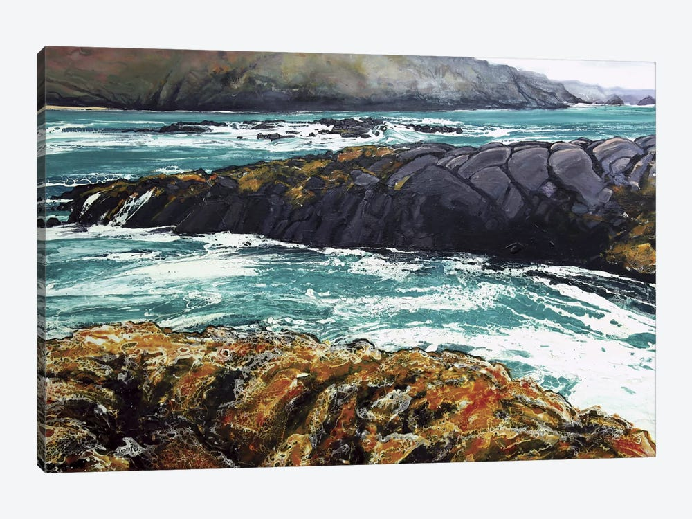 Iona IV 1-piece Canvas Artwork