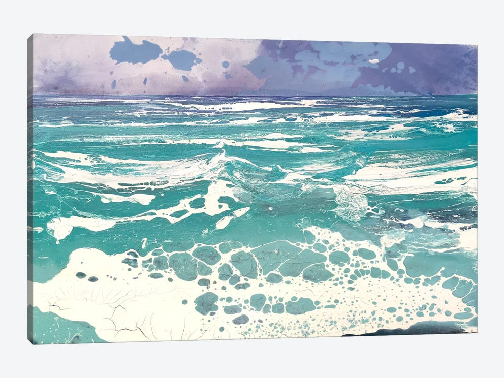 Cap d'Antibes, East V by Michael Sole 1-piece Canvas Art