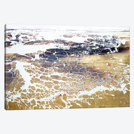 English Gold IX Canvas Print #MSE74} by Michael Sole Canvas Artwork