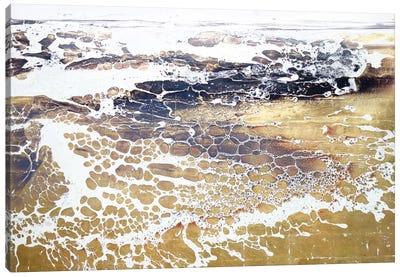 English Gold IX Canvas Art Print