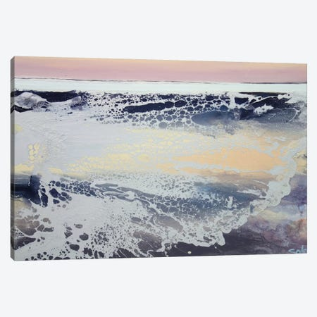Morning Sea Canvas Print #MSE80} by Michael Sole Canvas Art