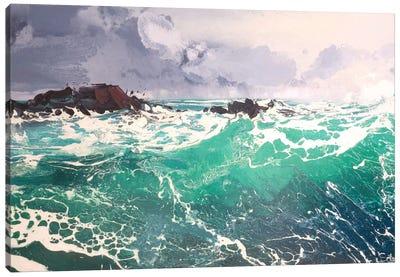 North Westerly XI Canvas Art Print