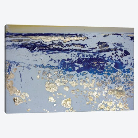 English Gold XVII Canvas Print #MSE85} by Michael Sole Art Print