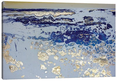 English Gold XVII Canvas Art Print