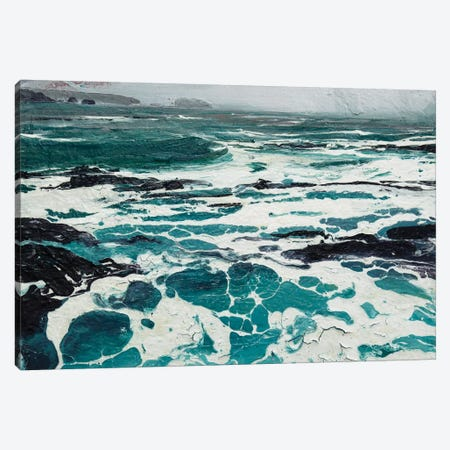 Iona VI (Sketch) Canvas Print #MSE9} by Michael Sole Canvas Wall Art