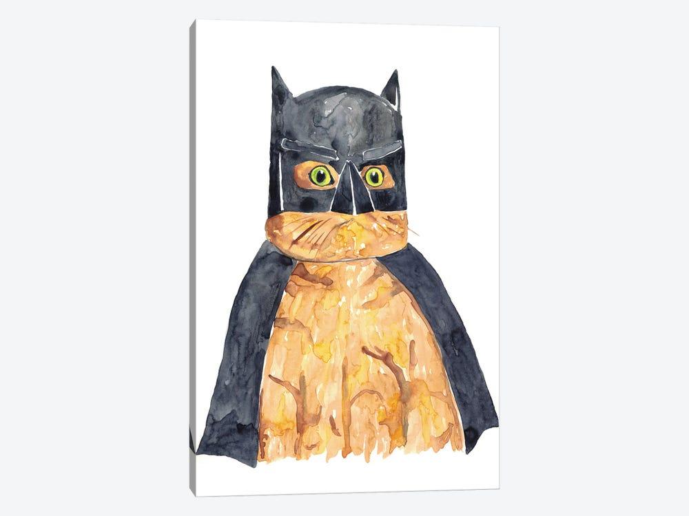 Bat Cat by Maryna Salagub 1-piece Canvas Art
