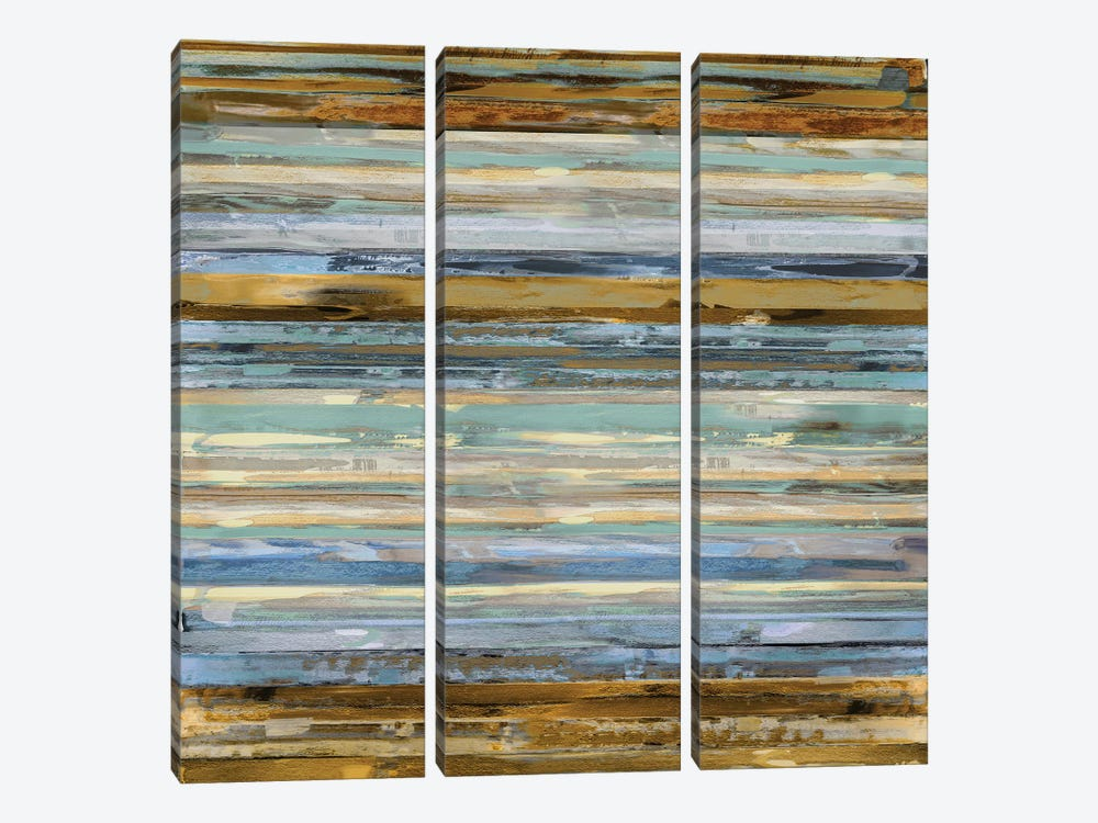 Strata I by Matt Shields 3-piece Art Print