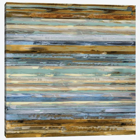 Strata I Canvas Print #MSH2} by Matt Shields Art Print
