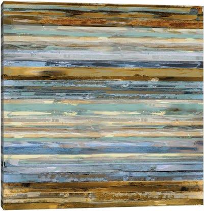 Strata I Canvas Art Print