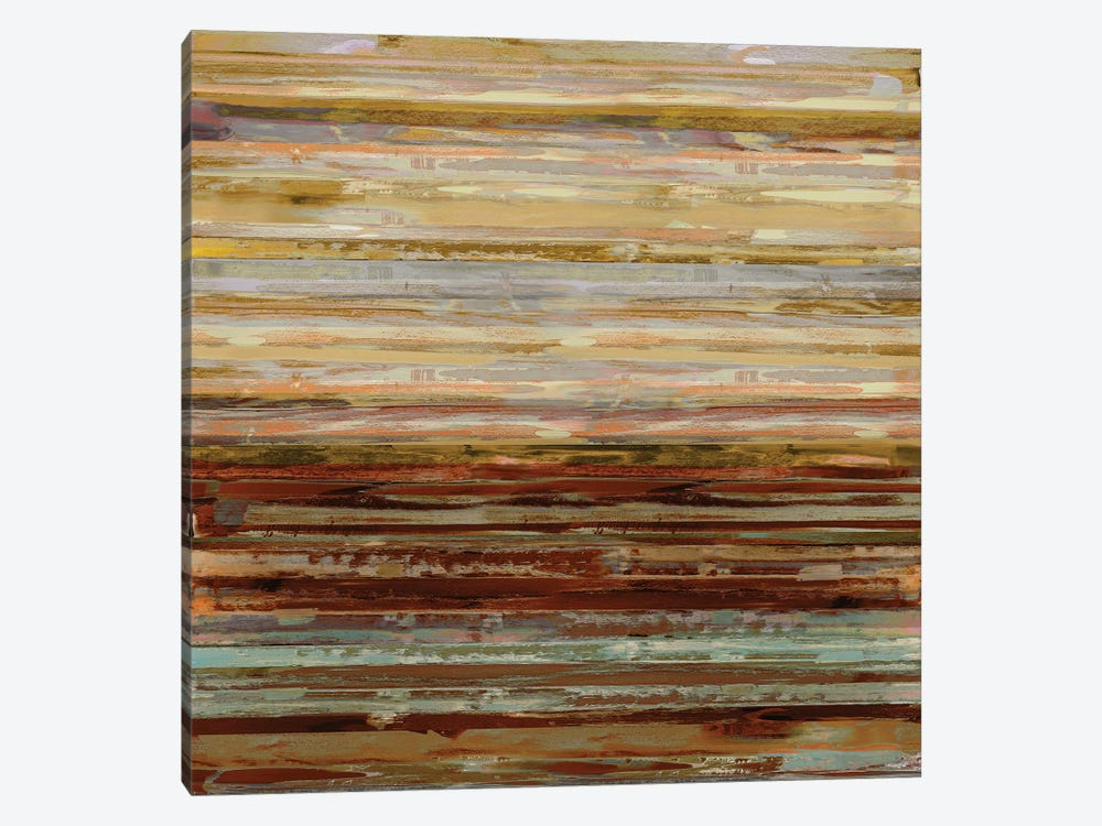 Strata II by Matt Shields 1-piece Canvas Wall Art