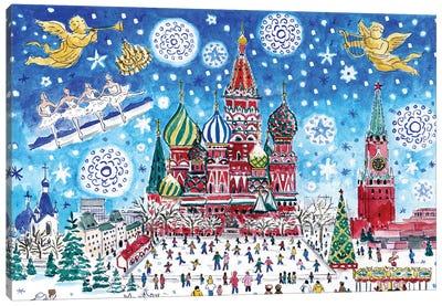 Russia Canvas Art Print