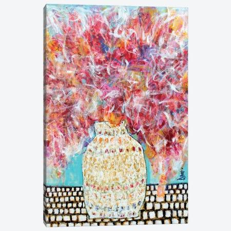 Feeling Bohemian Canvas Print #MSK112} by Misako Chida Canvas Art