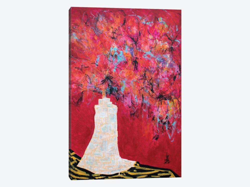 Velvety Warmth by Misako Chida 1-piece Canvas Print