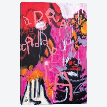 Abracadabra Canvas Print #MSK135} by Misako Chida Art Print