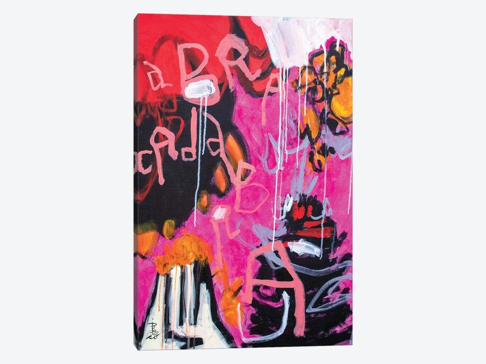 Abracadabra by Misako Chida 1-piece Canvas Art