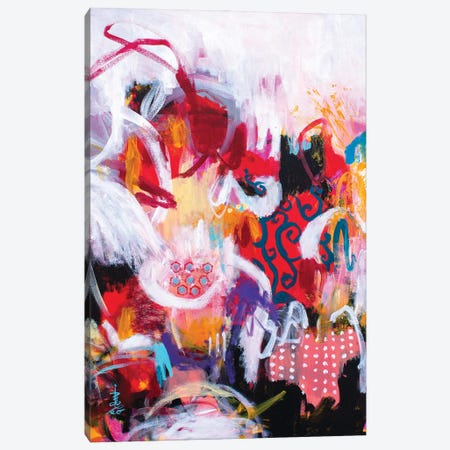 Dreams Are About To Hatch Canvas Print #MSK137} by Misako Chida Art Print