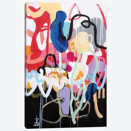 Dig, Dig, Dig Canvas Print #MSK147} by Misako Chida Canvas Artwork