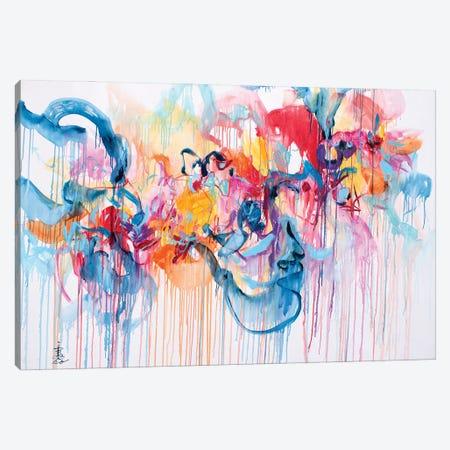 Meraki Canvas Print #MSK149} by Misako Chida Art Print