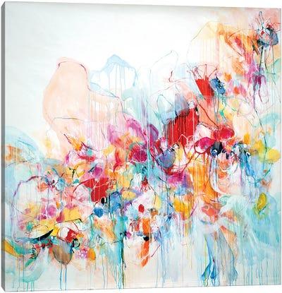 Brighten The Day Canvas Art Print