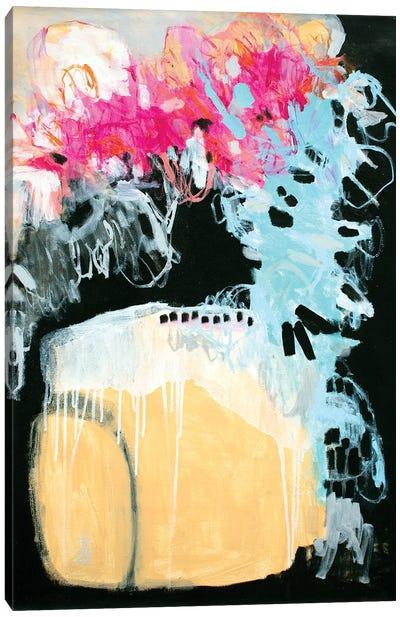 Pink Bonsai Canvas Art Print