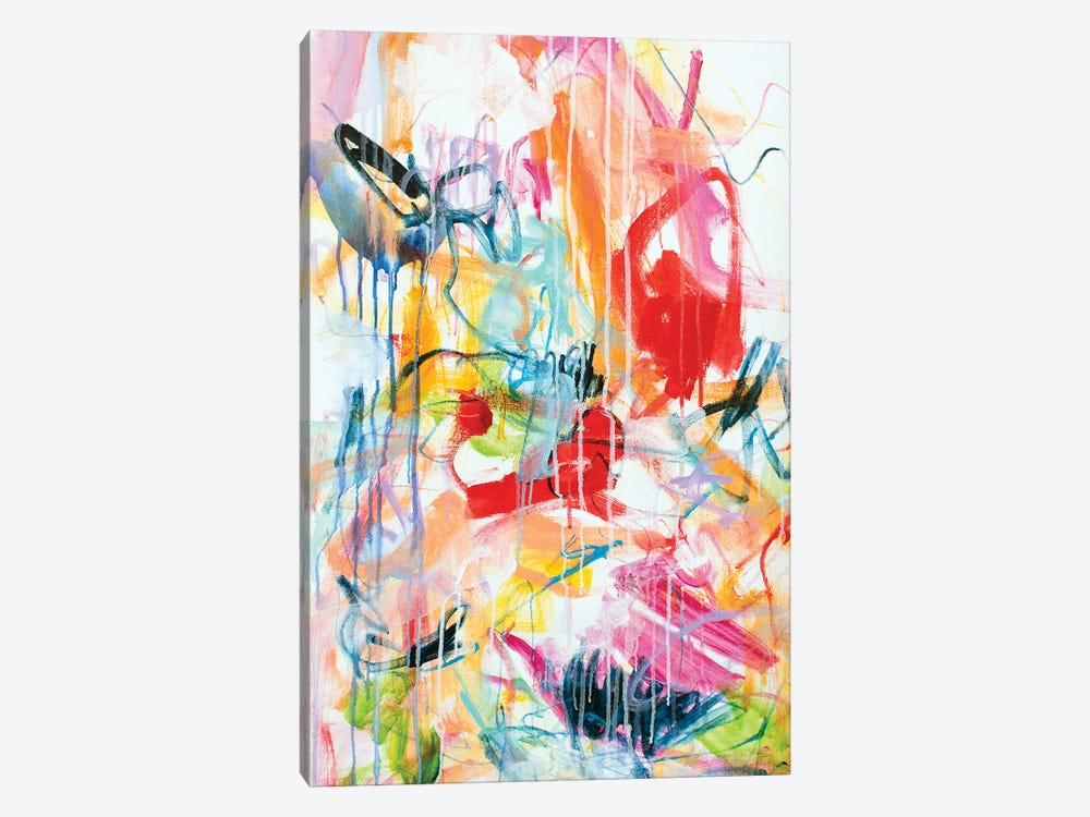 Sunshine In Your Eyes I by Misako Chida 1-piece Canvas Artwork