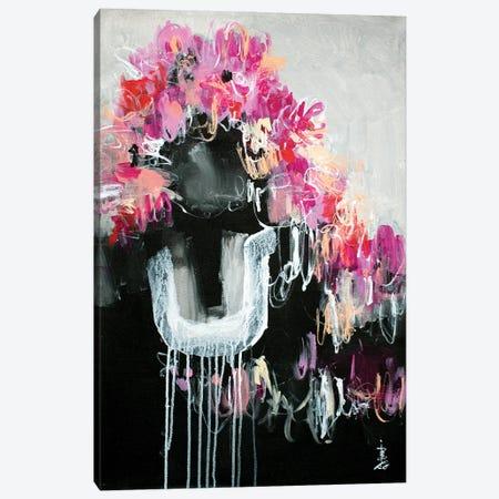 Wildflower Wishes I Canvas Print #MSK39} by Misako Chida Art Print