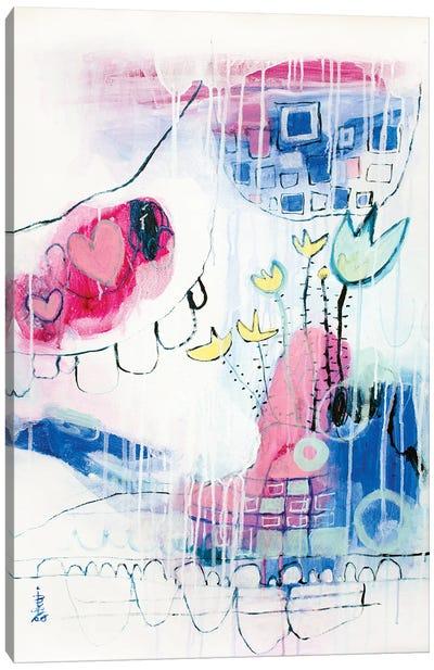 Optimistic Day Canvas Art Print
