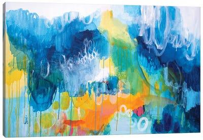 Bits Of Insight Canvas Art Print