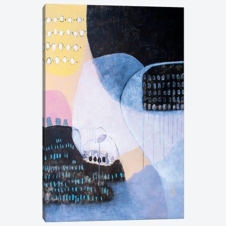 Embrace Canvas Print #MSK59} by Misako Chida Canvas Print