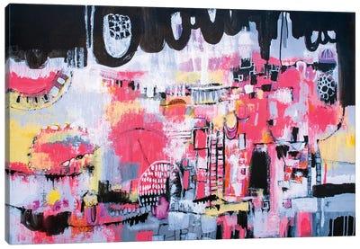 Randezvous Canvas Art Print
