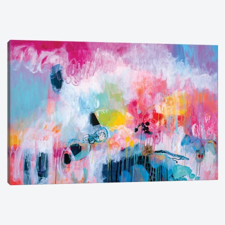 Sweet & Sour Canvas Print #MSK68} by Misako Chida Canvas Art