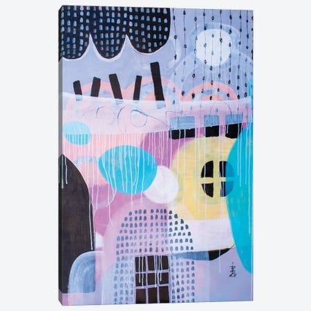 The Night Fog Canvas Print #MSK70} by Misako Chida Canvas Art Print