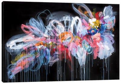Night Blossoms Canvas Art Print