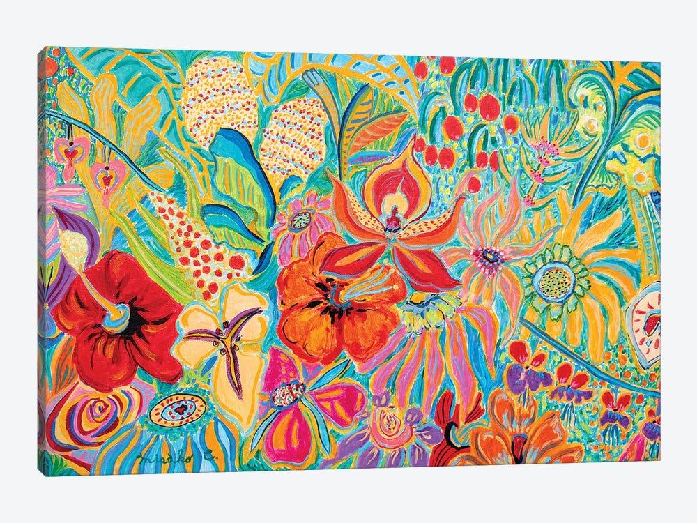 Fragrant Garden V by Misako Chida 1-piece Art Print