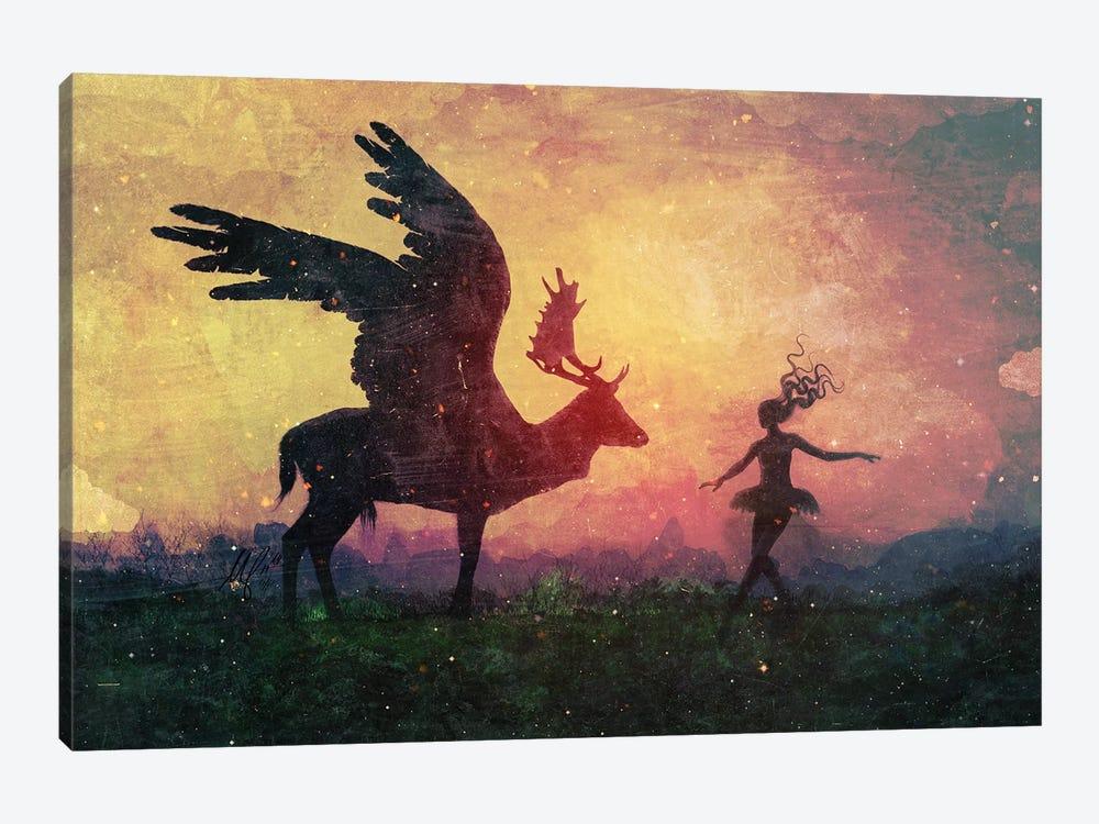 The Dancers by Mario Sanchez Nevado 1-piece Canvas Wall Art