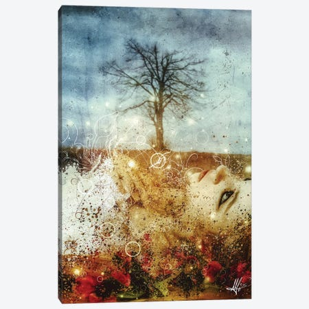 The May Song Canvas Print #MSN103} by Mario Sanchez Nevado Art Print