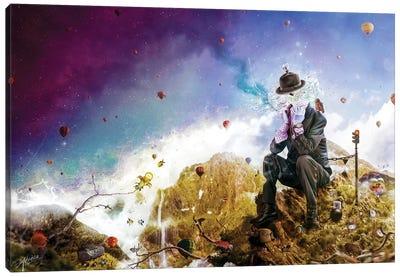 The Uninspired Canvas Art Print
