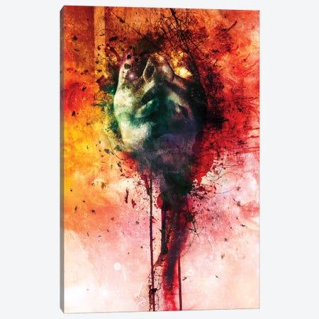 W.O.U.N.D.S Canvas Print #MSN106} by Mario Sanchez Nevado Canvas Artwork