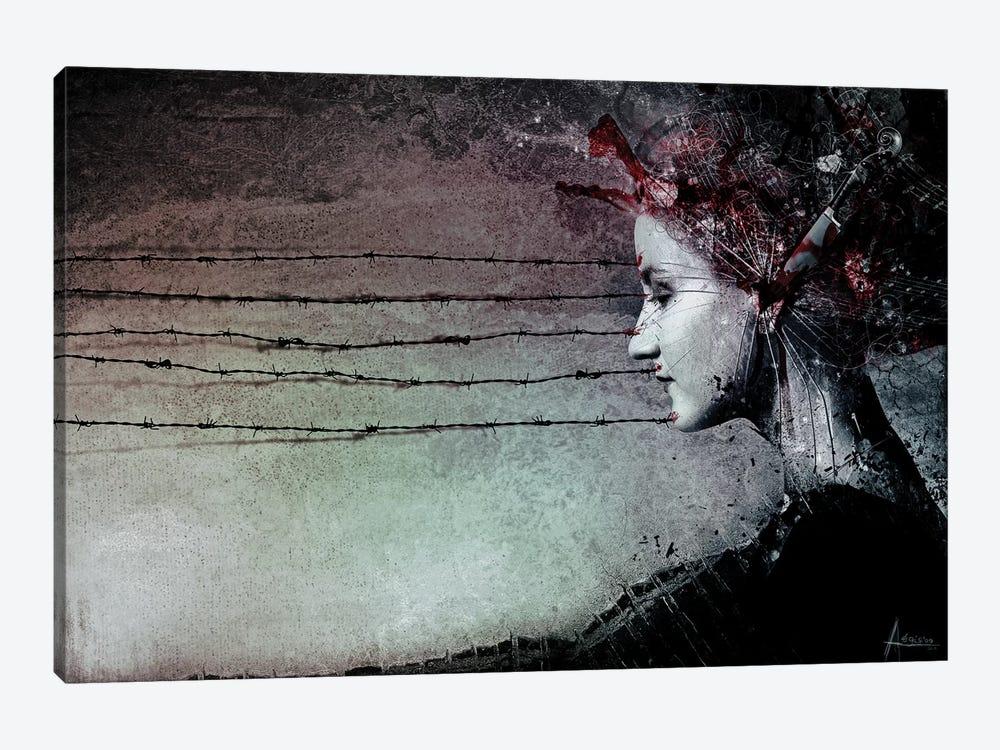 You Promised Me A Symphony by Mario Sanchez Nevado 1-piece Canvas Print