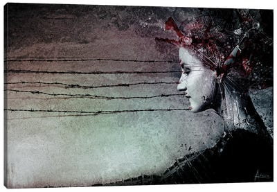 You Promised Me A Symphony Canvas Art Print