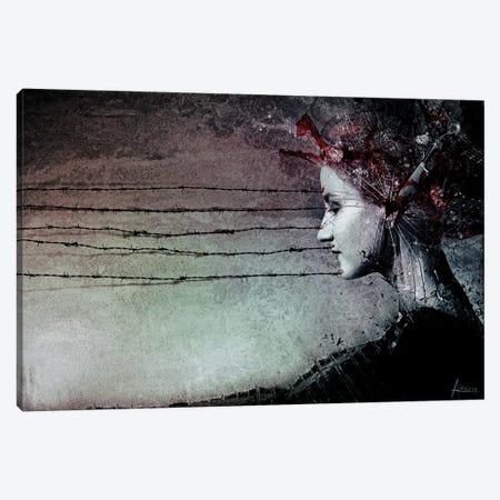 You Promised Me A Symphony Canvas Print #MSN107} by Mario Sanchez Nevado Canvas Artwork