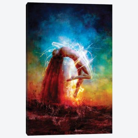 Electricity Canvas Print #MSN113} by Mario Sanchez Nevado Canvas Artwork